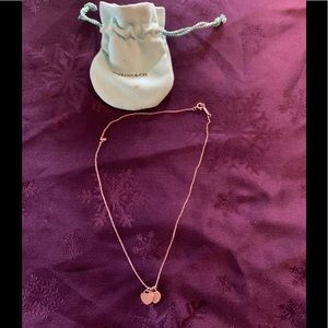 💋SALE TODA💋Tiffany&co necklace